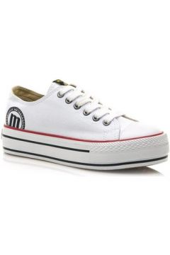 Chaussures MTNG 69423-I222 CANVAS WHITE DOBLE SUELA(115481724)