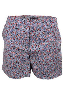 Short Tommy Hilfiger Short Taylor fleuri bleu et rouge pour femme(115390060)