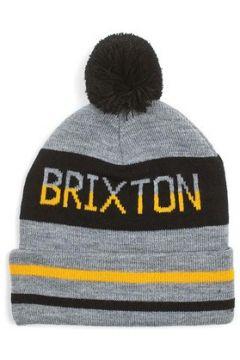 Bonnet Brixton Bonnet à pompon Fairmont Gris(115448950)