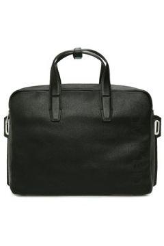 Calvin Klein Erkek Siyah Logolu Laptop Çantası EU(113464599)