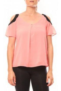 T-shirt Comme Des Filles Comme des Garçons T-shirt Moni Co 328 Fushia(98751223)