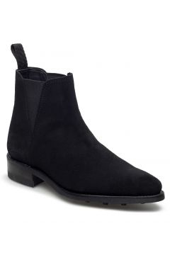 Savannah Low-703 Shoes Boots Chelsea Boots Ankle Boots Flat Heel Schwarz PRIMEBOOTS(108941272)