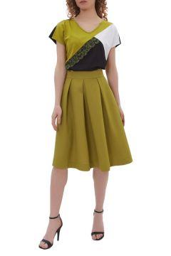 Комплект: блузка, юбка Argent(117390981)