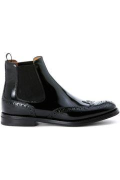 Boots Church\'s Bottes Beatles Ketsby en cuir noir(115458788)