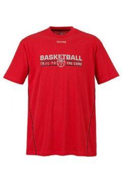 T-shirt Spalding Tee-shirt Homme Team Tee Shirt Adulte(115635057)
