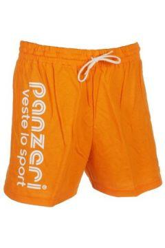 Short Panzeri Uni a orange jersey short(127854413)