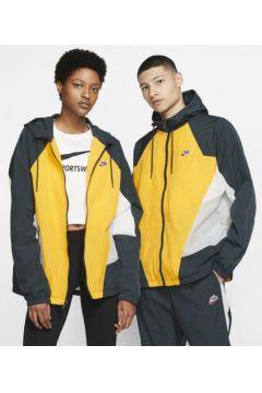 Nike Sportswear Heritage Windrunner Dokuma Ceket(111011118)
