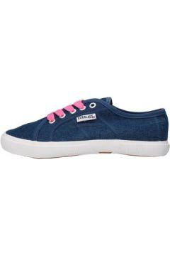 Chaussures enfant Everlast sneakers bleu toile AF831(115393417)