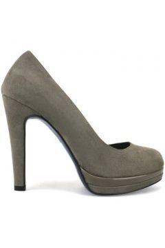 Chaussures escarpins Bottega Lotti escarpins beige daim AJ550(115400255)