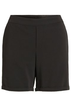 OBJECT COLLECTORS ITEM Opgerolde Zoom Chino Shorts Dames Zwart(114435417)