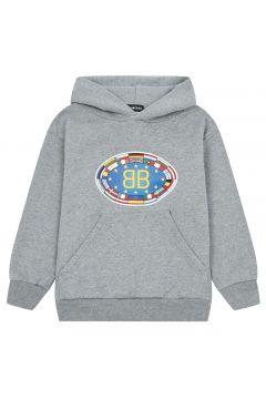 Sweatshirt mit Kapuze(117379162)