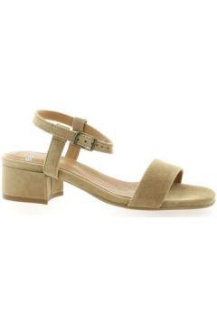 Sandales Exit Nu pieds cuir velours(127910201)