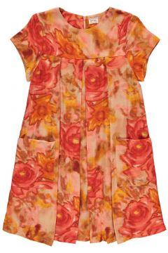 Faltenkleid Blumenmuster Evy(113612411)