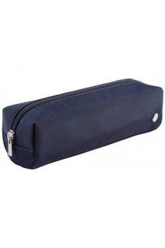 Trousse A Découvrir ! Trousse Jacadi simple 1 compartiment toile unie bleue marine(115404182)