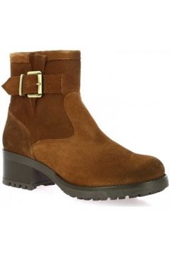 Boots We Do Boots cuir velours(127939105)