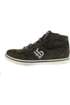 Chaussures Botticelli sneakers marron daim AH749(115400532)