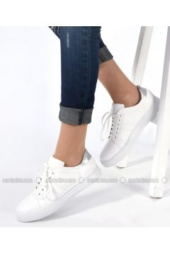 White - Sport - Sports Shoes - Sapin(110326541)