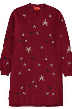 Kleid aus Masche Stern(112328314)