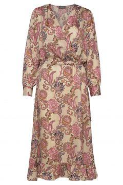 Chita Weave Dress Maxikleid Partykleid Bunt/gemustert MOS MOSH(116334580)
