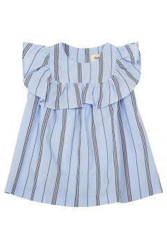 Gestreiftes Kleid mit Rüschen Casa(117935463)