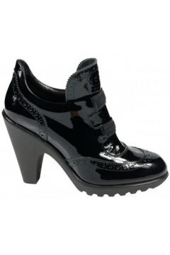 Bottines Hogan By Karl Lagerfeld Boots Erica Vernis(88552712)