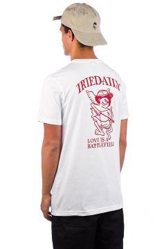Iriedaily Lovesick T-Shirt wit(116554759)