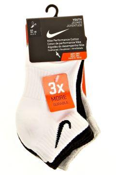Nike Cotton Low-Cut Spor Çorap(113967311)