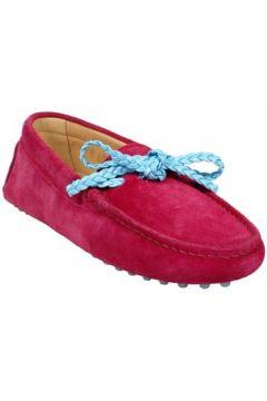 Chaussures Bobbies Mocassins La Coquinette Framboise(127851271)