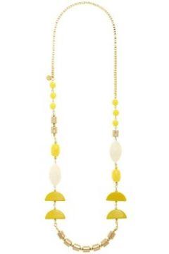 Collier Nali\' Nali\' - Bijoux mezze lune giallo catena AMCL0381(101786848)