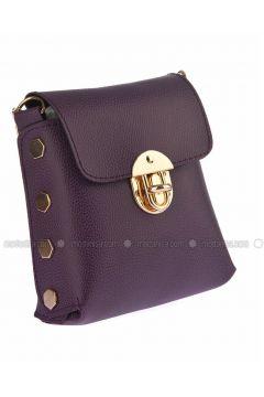 Purple - Shoulder Bags - Housebags(110339789)