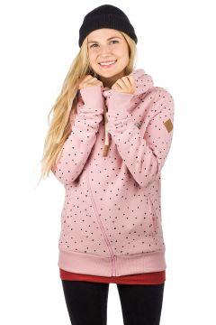 Kazane Marte Zip Hoodie roze(96060657)