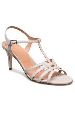 Dance Sandal T-String Sandale Mit Absatz Grau APAIR(116334330)