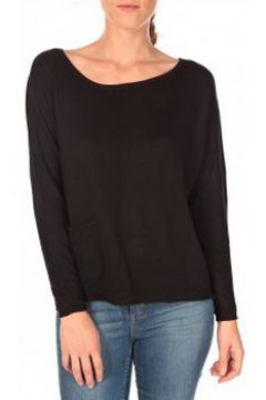 Pull Tom Tailor Basic Structure Pullover Noir(98750918)