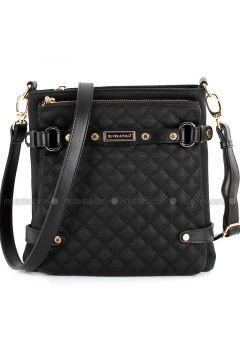 Black - Shoulder Bags - Silver Polo(110324430)