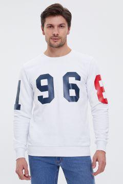 Loft Beyaz Sweatshirt(123482894)
