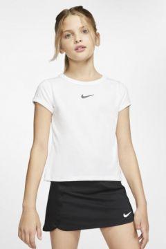 NikeCourt Dri-FIT Kız Çocuk Tenis Üstü(104300885)