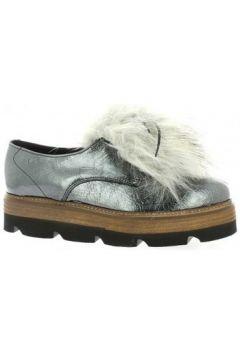 Chaussures Mitica Derby cuir vernis(127909237)