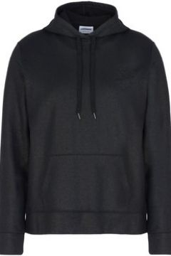 Sweat-shirt Converse Fleece Hood Ct Metal Felpa Nera Cappuccio(115476436)