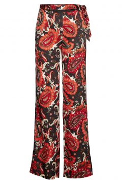Paisley Fantasy Soft Pant Hosen Mit Weitem Bein Rot MARCIANO BY GUESS(114152899)
