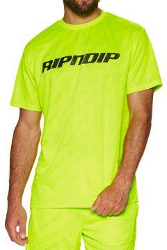 T-Shirt à Manche Courte Rip N Dip Mbn Stripe Soccer Jersey - Neon(111333239)