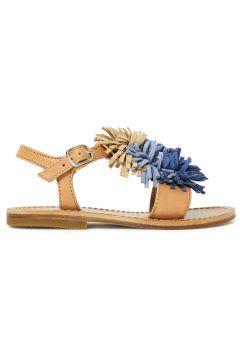 Sandalen mit Bommel(112327818)