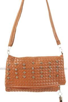 Tan - Shoulder Bags - AKZEN(110314174)