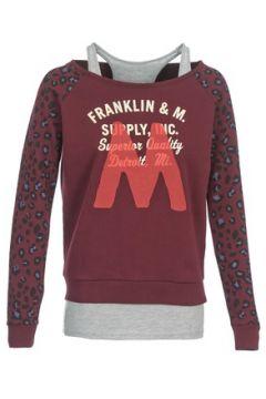 Sweat-shirt Franklin Marshall MANTECO(115458748)