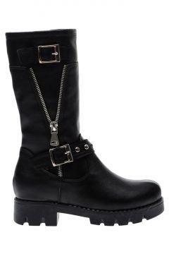Pinkstep Siyah Çizme(113963027)