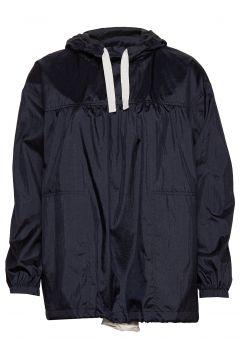 Silvia Anorak Outerwear Jackets Anoraks Blau WOOD WOOD(116997137)