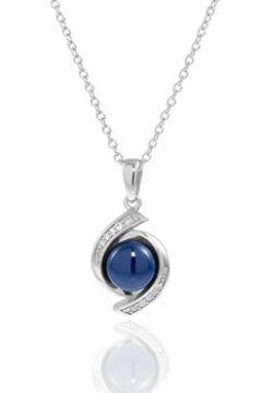 Collier Bleue Joaillerie Collier en Argent 925/1000 et Céramique Femme(88560895)