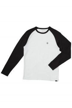Volcom Pen Bsc Longsleeve T-Shirt wit(109249163)