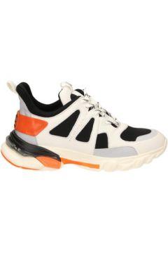 Chaussures La Carrie SNEAKER ALLACCIATA FONDO BASSO PU PELLE LYCRA(127987345)