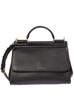 Women's leather handbag shopping bag purse sicily soft(116886970)