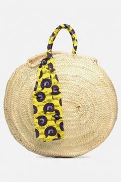 SALE -30 Etincelles - Panier rond GM Wax - SALE Handtaschen / beige(111575303)